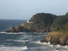 Near Yachats, Oregon... a favorite place to go recharge!