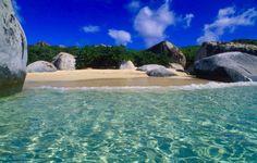 #Hidden #Beach #BVI