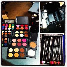 my make-up kit