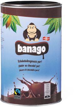 Banago #Schokolade #Trinkschokolade