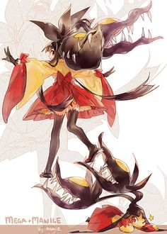 125 Best Mawile Images Catch Em All Cool Pokemon First Pokemon