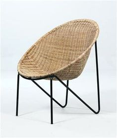 Wicker Rattan Chairs Sale Rattan Wicker Furniture Outdoor Wicker Rattan Furniture Carl Auback Enameled Iron And Wicker Chair C1951 Baskets Wicker Basket Chair #RattanChair