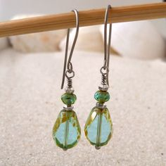 Hypoallergenic Dangle Earrings Handmade Earrings