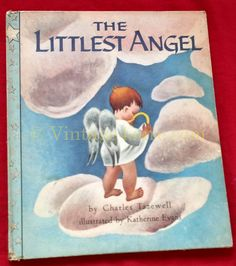 The Littlest Angel by Charles Tazewell 1962 by Vintage4sure, $10.00