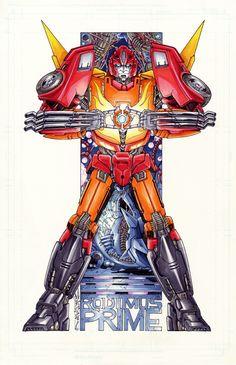 RP commission coloured by markerguru.deviantart.com on @DeviantArt