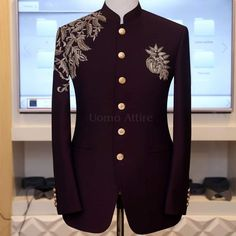 Siri Royal 👑 1 by sweetiecupcakee Here was the most powerful king e… Indian Wedding Suits Men, Sherwani For Men Wedding, Wedding Dress Men, Wedding Men, Luxury Wedding, Sherwani Groom, African Wear Styles For Men, African Dresses Men, African Clothing For Men