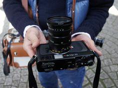 tokyo camera style - Kamakura Konica Hexar RF half frame (Hexar 72)...