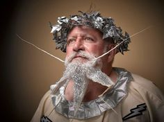 One-of-a-Kind Facial Hair Designs from the 2016 National Beard and Moustache Championships Beards And Mustaches, Moustaches, Crazy Beard, Putting On The Ritz, Beard Rules, Beard No Mustache, Trends, Hair Pictures, Bad Hair