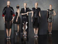 visual optimism; fashion editorials, shows, campaigns & more!: linn, carolina, elsa, sara, johanna and sofie by johan sandberg for svenskt mode 2000-2015