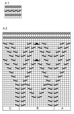 """White Delight Cardigan / DROPS Extra 0-1124 - Von oben nach unten gestrickte DROPS Jacke in """"Cotton Light"""" mit Lochmuster und kurzen Raglanärmeln. Größe S - XXXL. - Free pattern by DROPS Design"""