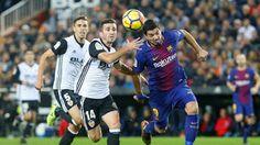 Més Que un Club: Diwarnai Kontroversi, Barcelona Imbang 1-1 Lawan V...