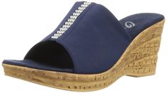 Onex Women's Billie Wedge Sandal ** Hurry! Check out this great product : Wedge sandals