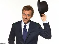 I will always have a love for Hugh Laurie