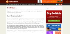 article writing websites that pay Writing Websites, Article Writing, Make More Money, Advertising, Articles