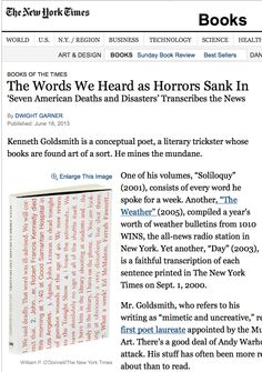 http://www.nytimes.com/2013/06/19/books/seven-american-deaths-and-disasters-transcribes-the-news.html?pagewanted=all&_r=0