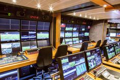 #RIEDEL's concept of decentralized routing continues to gain traction! Germany's HD BROADCAST GmbH has adopted this solution for their HD1 OB van, installing a comprehensive MediorNet infrastructure that is a major step towards IP-based operations.