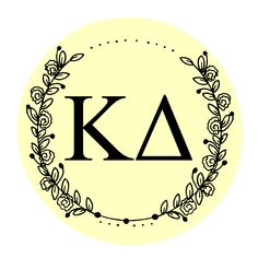 Kappa Delta Sorority Design