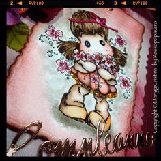 Un compleanno speciale!!! Sbirciate nel mio blog www.rossopapavero1.blogspot.com