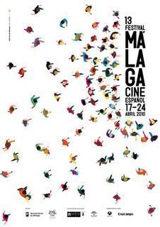 Cartel Festival de Málaga 2010