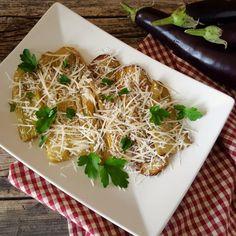 Melanzane al parmigiano un contorno semplice veloce e gustoso
