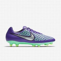 new product ba137 3851e  72.95 nike football shoes hypervenom,Nike Mens Hyper Grape Purple  Dynasty Ghost Green Metallic Silver Magista Onda FG Firm-Ground Fo