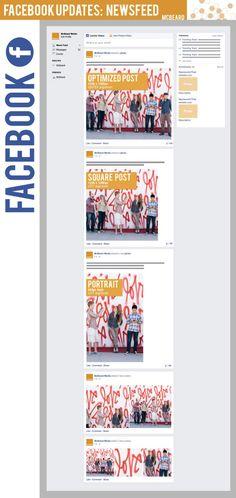 Come Ottimizzare Le Immagini Per Facebook: newsfeed