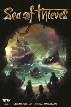 Sea of Thieves vs Vikings: Wolves of Midgard - Is there a pirate in you? Then you'll probably love Sea of Thieves on the Xbox One. Sea of Thieves is set to be a truly epic action and adventure game Cloud Gaming, Jeux Xbox One, Xbox One Games, Ps4 Games, Gears Of War, Sea Of Thieves Gameplay, Covent Garden, Le Kraken, Playstation