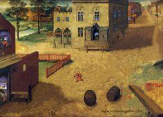 See Bruegel's Children reimagined in the 21st century (funny but true)
