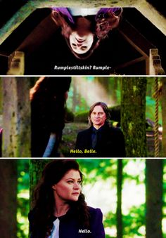 ouat 4x18 I love how he dropped everything to go to her