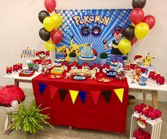 Pokemon Go Party Violeta Glace