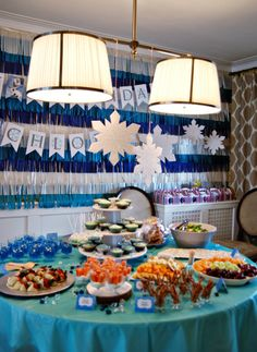 Rambling Renovators: A Frozen 5th Birthday Party #disney #frozen #party