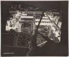 Cedric Price | Fun Palace | 1961-1972