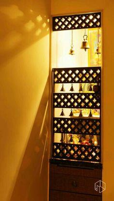 Apartment Decorating Living Room Modern Artworks 20 Ideas For 2019 Indian Living Rooms, Living Room Modern, Temple Design For Home, Oak Bedroom Furniture, Furniture Ideas, Pooja Room Door Design, Design Bedroom, Sofa Design, Puja Room