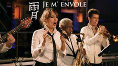 Je m' envole Nadine Germann  Ugetsu Zebra live concert in Munich free HD...