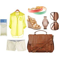 Spring Brights, created by libertyvien on Polyvore