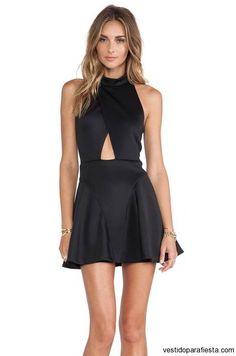 Vestidos cortos de coctel color negro 2015 – 36 - https://vestidoparafiesta.com/vestidos-cortos-de-coctel-color-negro-2015/vestidos-cortos-de-coctel-color-negro-2015-36/