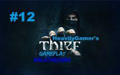Thief Gameplay Walkthrough Part 12:Happy Medium,Steal The Skull(Talking ...