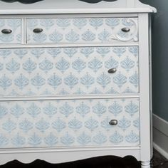 Jasmin Damast Marokkanische Möbel Schablone/Craft Schablo…