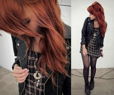 Vintage Dress, Forever 21 F21 Jacket