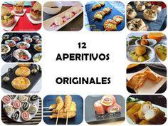 12 Aperitivos originales | Cocinar en casa es facilisimo.com