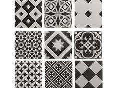 Ellas inspiration inredning f r ditt hem tr dg rd m nster design pinterest - Credence cement tegels ...