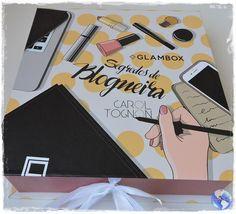 Viagens e Beleza: Glambox de Outubro: Segredos de Blogueira e mais G...
