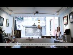 Cafe 'LazyCat' Owner Minyeon Jang