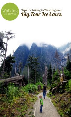 Date Idea! Big Four Ice Caves: 7 Things You Need to Know About Washington's Big Four Ice Caves