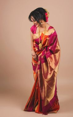 My Saree Wardrobe: Photo
