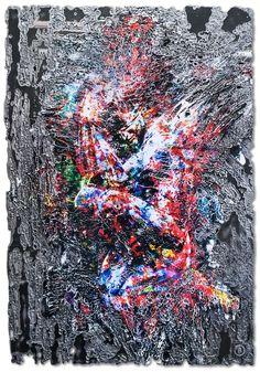 La libération - Tome 1 - on Behance Gravure, Oeuvre D'art, Les Oeuvres, Artwork, Behance, Abstract, Digital Art, Work Of Art