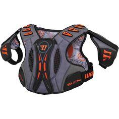Warrior Lacrosse Shoulder Pads