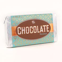 Chocolate Notepad - See Jane Work