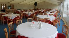 Fold Up Tables & Banqueting Chair Hire