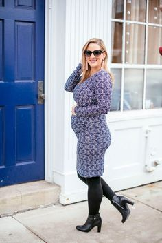 The Maternity Dress Brand Fit For A Royal- Boston Chic Party